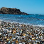 Visit beautiful Glass Beach